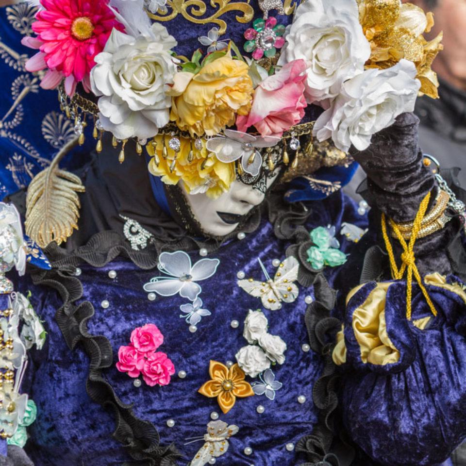 Carnaval Vénitien d'Annecy 2018