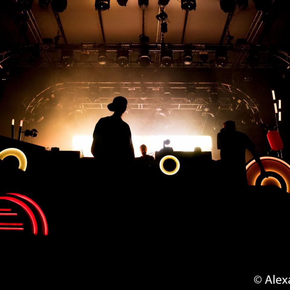 Concert Chinese Man – Pleins Feux Festival