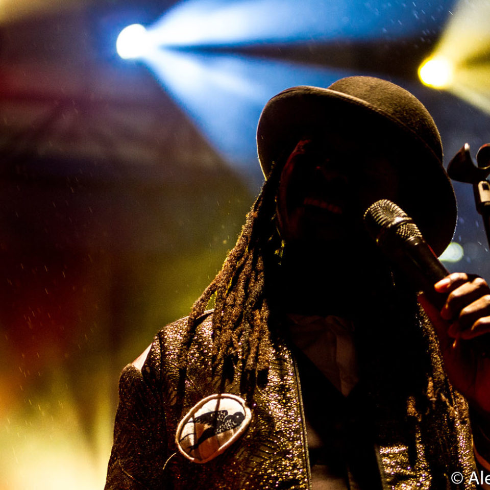 Concert Faada Freddy – Pleins Feux Festival