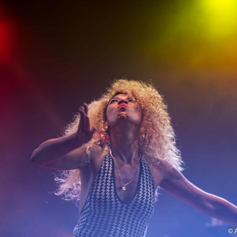 Concert Flavia Cohelo – Pleins Feux Festival