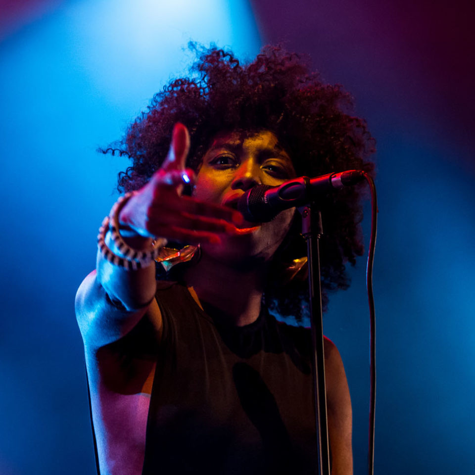 Concert Inna Modja – Pleins Feux Festival