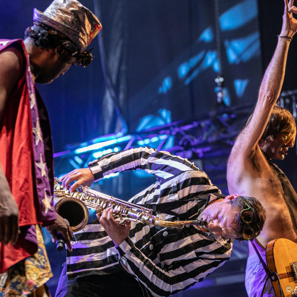 Concert Malka Family – Pleins Feux Festival