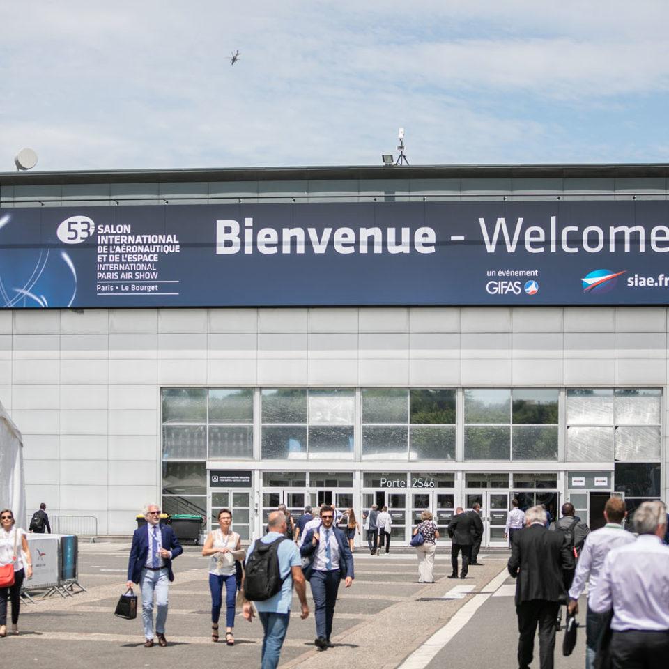 Reportage Dassault Système – Salon du Bourget