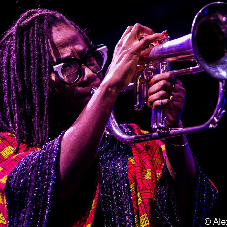 Concert Asa – Pleins Feux Festival