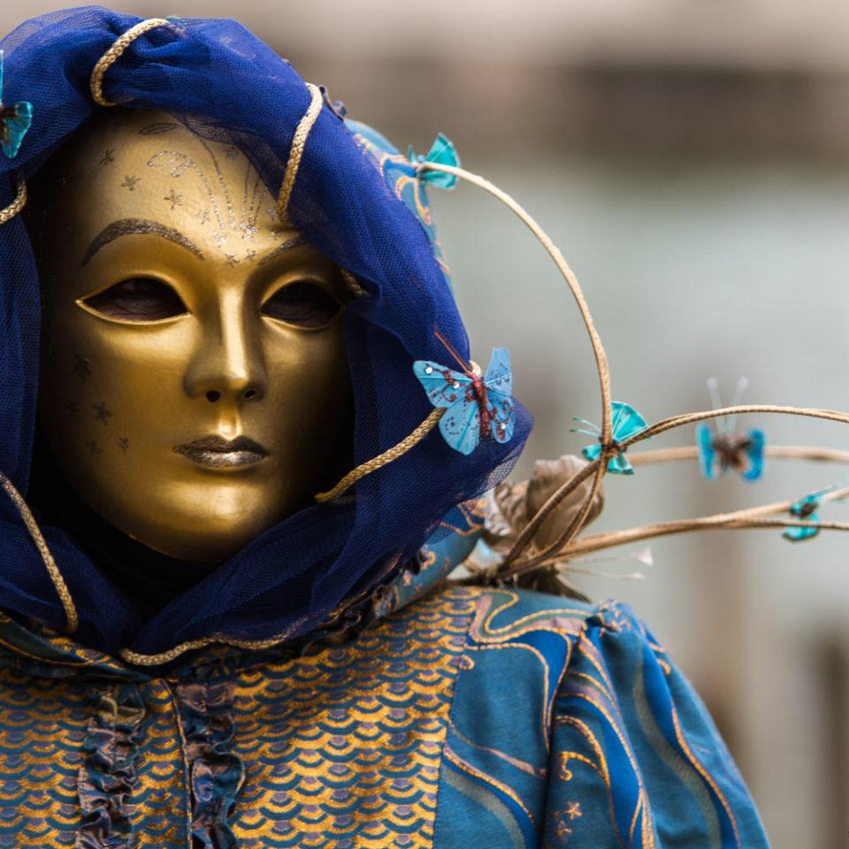 Carnaval Vénitien d'Annecy 2016