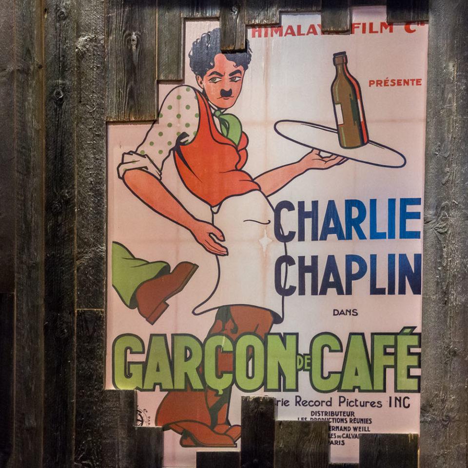Restaurant Chaplin's World – Newrest Canonica
